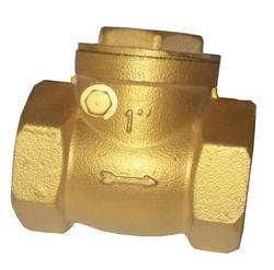 Horizontal Non Return Valve