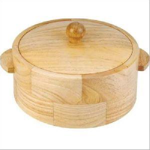 Wooden Casserole