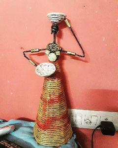 Tribal Women Doll