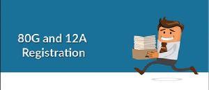 12A & 80G Registration Service
