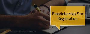 Proprietorship Firm Registration Services