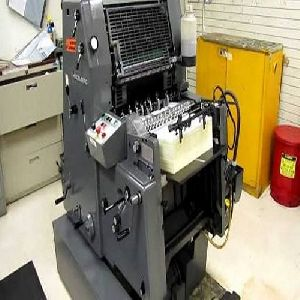 Heidelberg GTO ZP 52 Offset Printing Machine