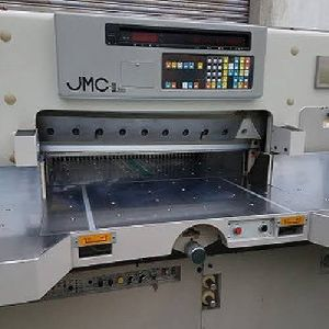JMC Programmable Paper Cutting Machine