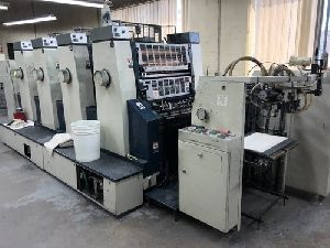 Komari Lithrone 426 Offset Printing Machine