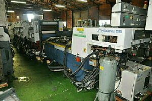 Komori Lithrone 528 UV Offset Printing Machine