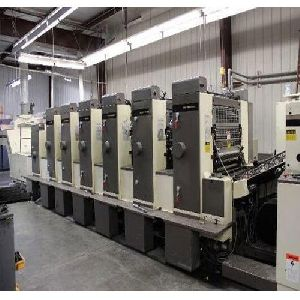 Mitsubishi Automatic Offset Printing Machine