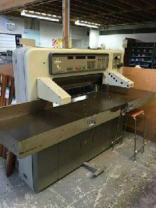 Polar 92 EMC Offset Printing Machine