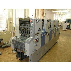 Ryobi 3304 Four Color Offset Printing Machine