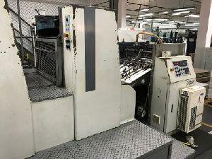 Sakurai Fully Loaded Offset Printing Machine