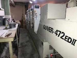 Sakurai Oliver Offset Printing Machine