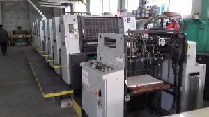 Shinohara Offset Printing Machine