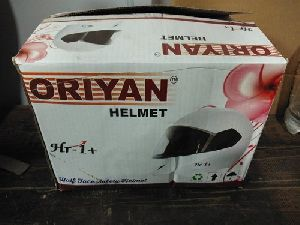 Helmet Packaging Boxes