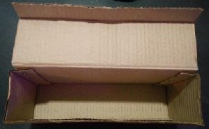 Plain Slipper Packaging Boxes