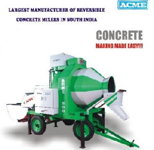 Concrete Mobile Batching Machine (RM800, RM1050 & RM1400)