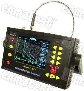 EINSTEIN II TFT Ultrasonic Flaw Detector
