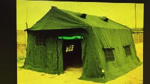 Olive Green Extendable Tent