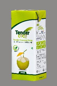 200 ml Tetra Pack of Tender Coconut Drink