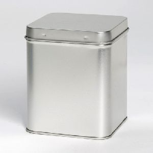 Full Open Type Cashew Tin Container