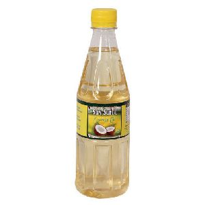 Sun Super 500 ml Coconut Oil Pet Bottle