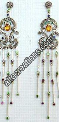 Artificial Hanging Earrings