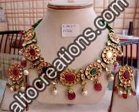 Kundan Necklace Set 11