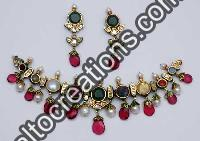 Kundan Necklace Set 15