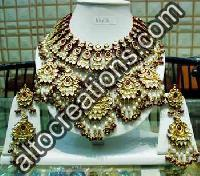 Kundan Necklace Set 16