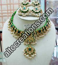 Kundan Necklace Set 17