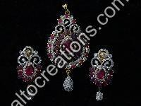 Silver Rhodium Jewellery 01