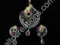 Silver Rhodium Jewellery 02
