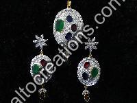 Silver Rhodium Jewellery 07
