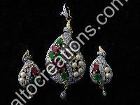 Silver Rhodium Jewellery 10