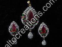 Silver Rhodium Jewellery 11