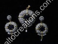 Silver Rhodium Jewellery 16
