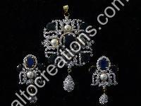 Silver Rhodium Jewellery 18