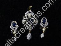 Silver Rhodium Jewellery 19