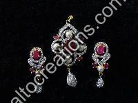 Silver Rhodium Jewellery 20