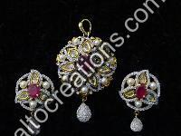 Silver Rhodium Jewellery 21