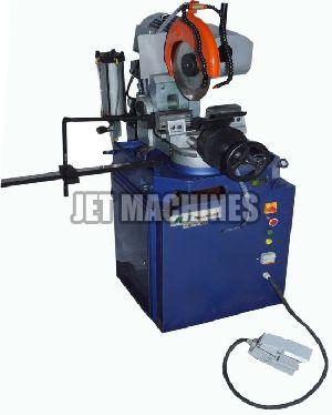 JE-315 Semi Automatic Tube Cutting Machine