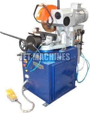 JE-350 Semi Automatic Pipe Cutting Machine