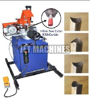 JE-50 Pipe And Tube Notching Machine
