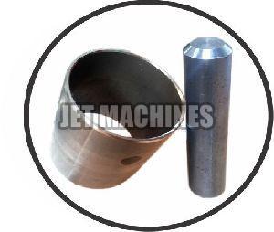 JE-80 AC Semi Automatic Pipe And Tube Chamfering Machine