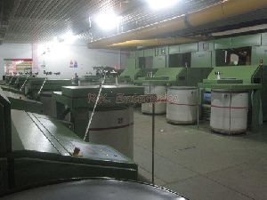 Cotton Rieter Make Carding Machine