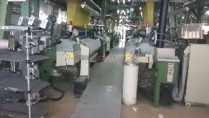 Used Picanol Optimax Rapier With Electronic Jacquard Looms