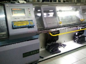 Used Stoll Flat Knitting Machine