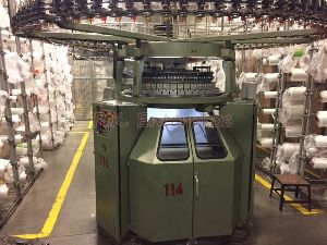 Used Terrot Circular Knitting Machine
