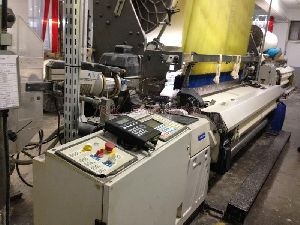 Used Vamatex Rapier With Electronic Jacquard Looms