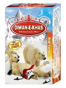 Diwan E Khas Brain Freezer Flavored Hookah