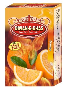 Diwan E Khas Orange Flavored Hookah