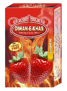 Diwan E Khas Strawberry Flavored Hookah